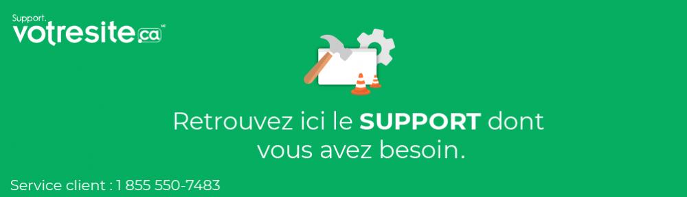 Support Votresite